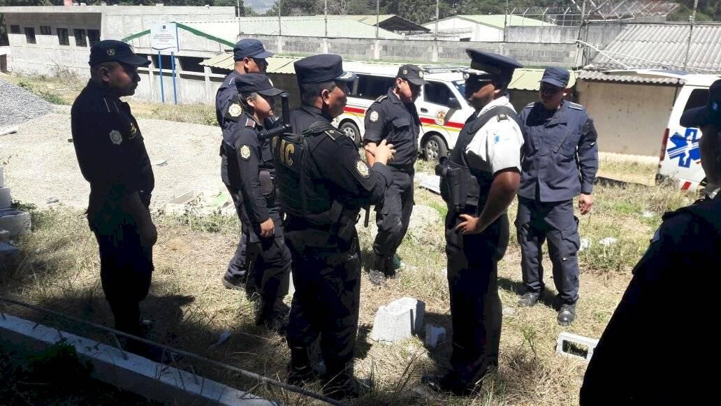 Pandillero es condenado por haber participado en motín. Foto: PNC