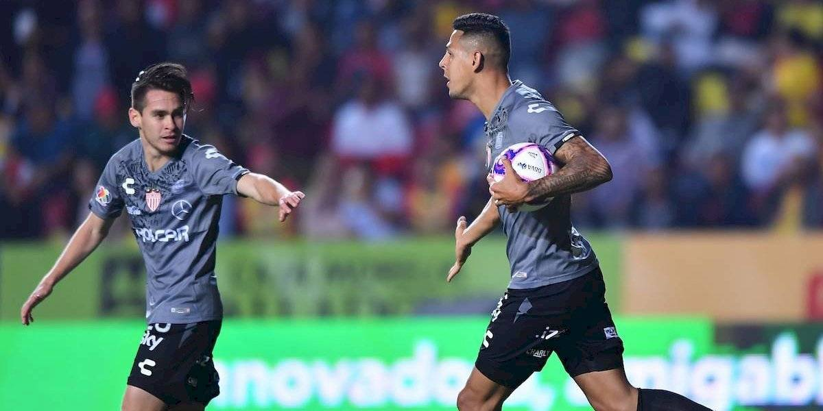 Necaxa consigue agónica voltereta ante Morelia y es líder momentáneo del Apertura 2019