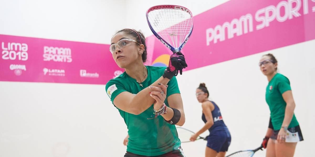 Paola Longoria cumple y llega a la final por su título 100