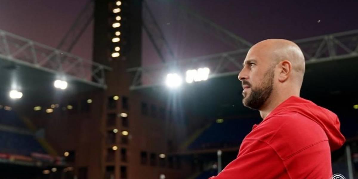 VIDEO. El portero español Pepe Reina hace el blooper de la Serie A