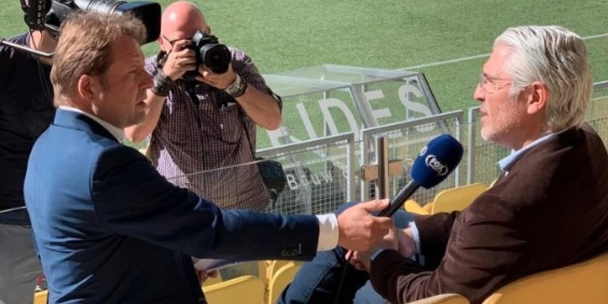 Mexicano renuncia a las acciones del Roda, club holandés
