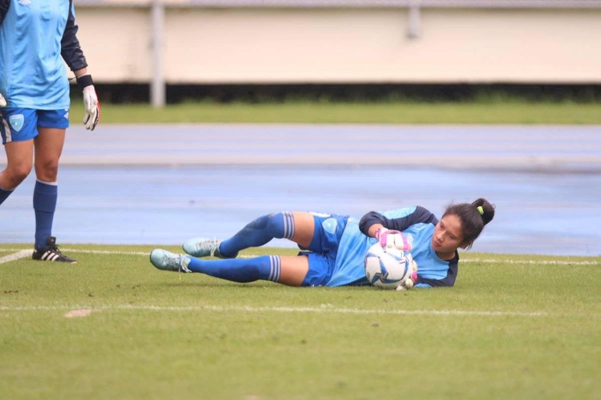 Foto CDG   La selección de Guatemala se entrenó sin novedades en el estadio Rommel Fernández