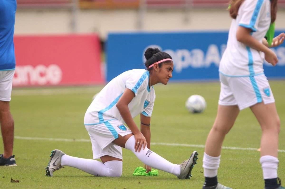 Foto CDG   Guatemala cuenta con un buen grupo de futbolistas que lo darán todo este domingo