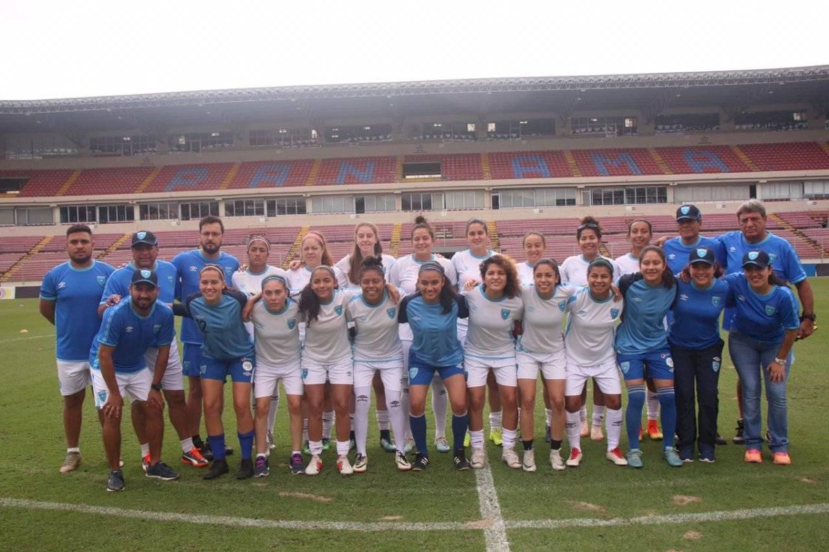 Foto CDG   Guatemala se medirá este domingo a la selección de Honduras