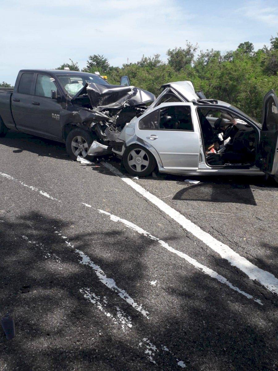 Cierran carriles de autopista PR-52 por accidente fatal en Juana Díaz; muere mujer; 5 de octubre de 2019