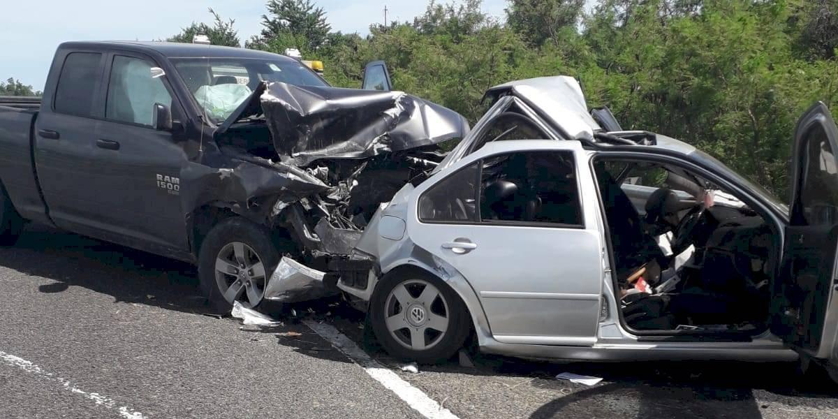 Reabren autopista PR-52 por accidente fatal en Juana Díaz