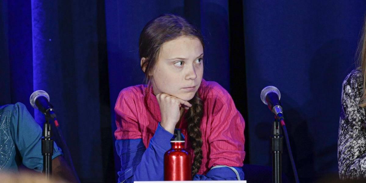 Piden presencia de Greta Thunberg en ciudad chilena por grave contaminación