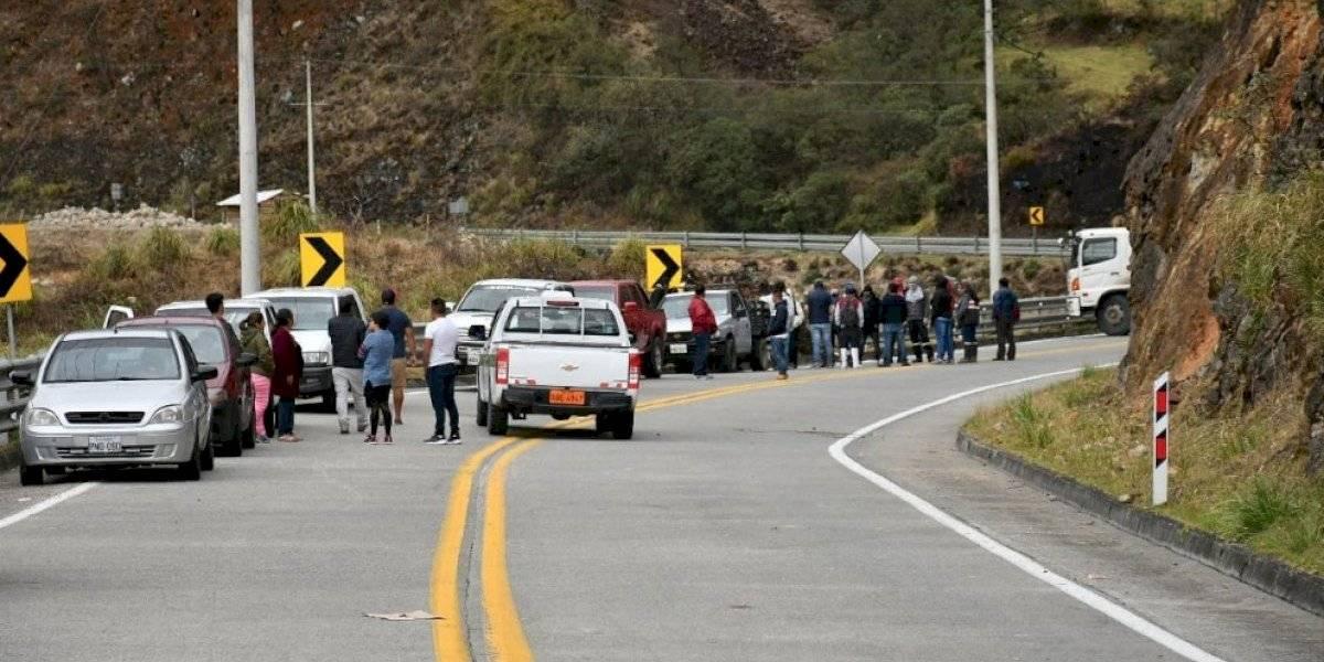 Paro en Ecuador: se confirma deceso de manifestante atropellado en Cuenca