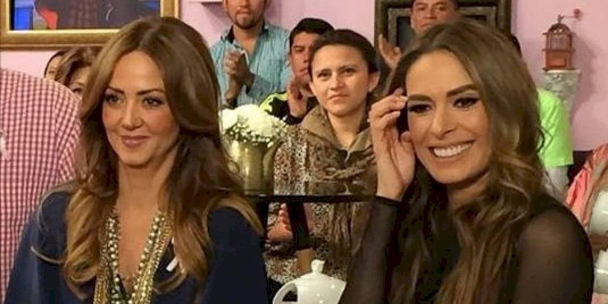 Despiden a Yanet García de 'Hoy' en Televisa