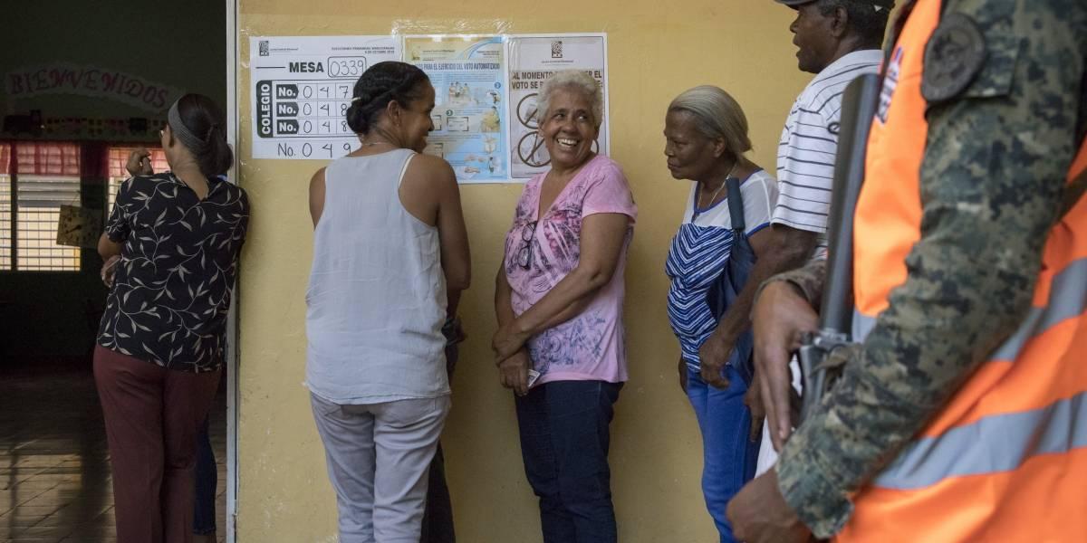 Dominicanos eligen a candidatos presidenciales y al Congreso