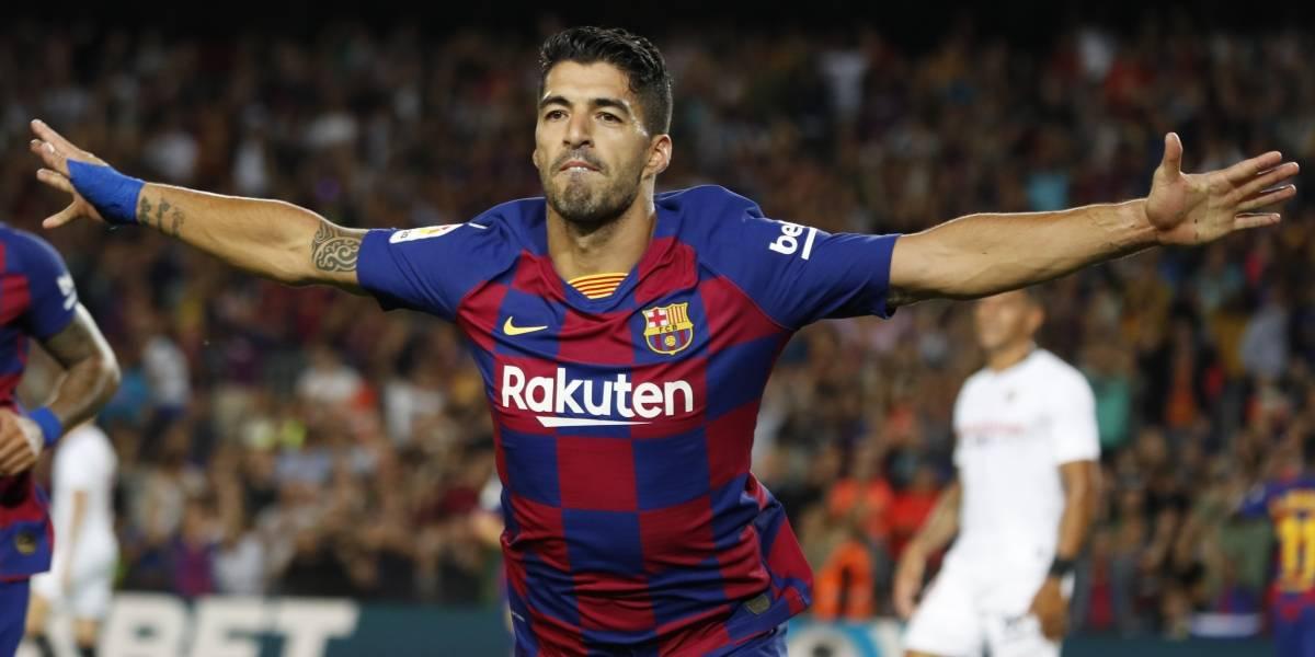 Messi sella goleada del Barça sobre Sevilla con un golazo