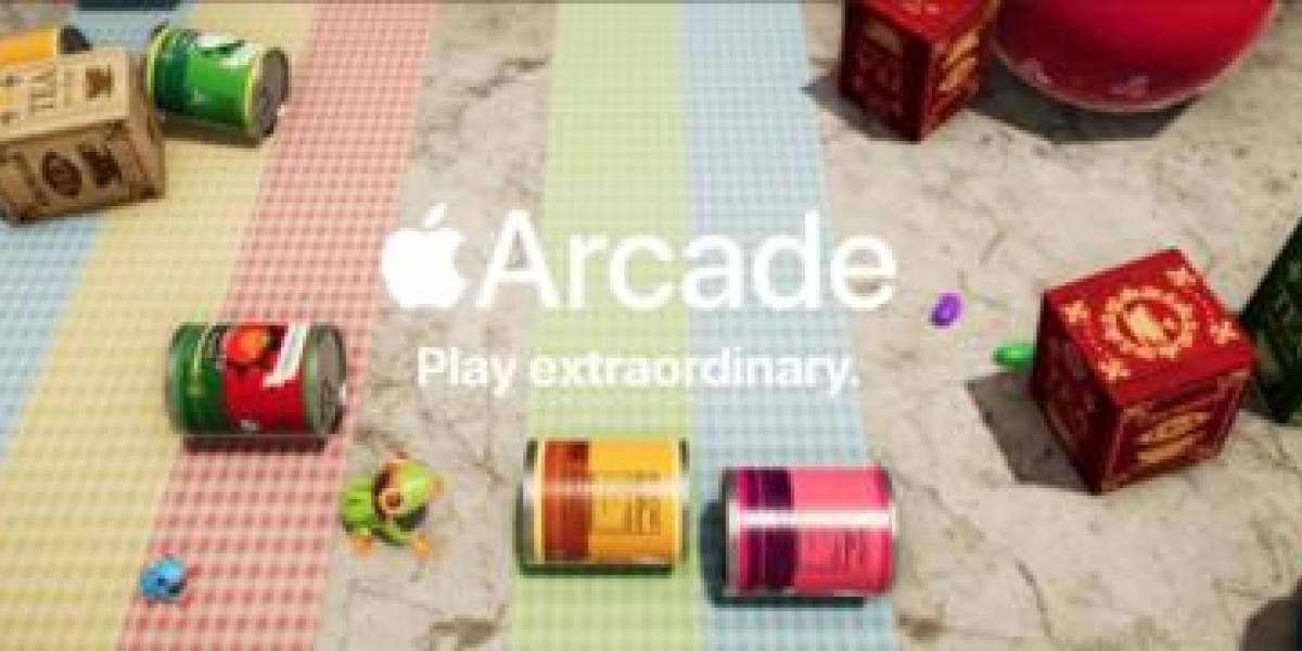 6 juegos de apple arcade