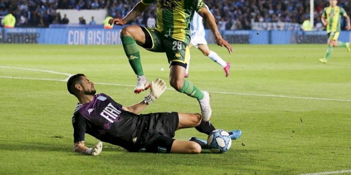 Racing volvió al triunfo ante Aldosivi con Gabriel Arias y Marcelo Díaz como titulares