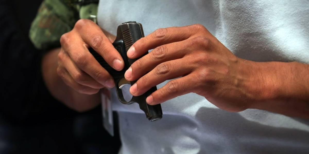 #TuVozEnPublimetro ¿Debe haber más permisos para portar arma de fuego en México?