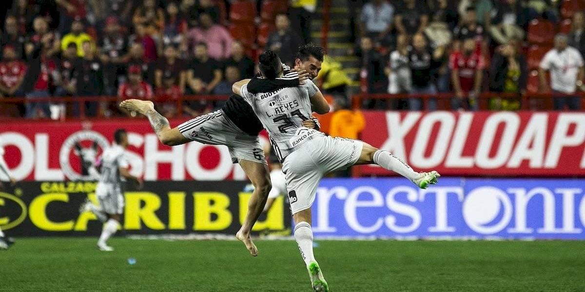 Atlas consigue empate de último instante ante Xolos en la frontera