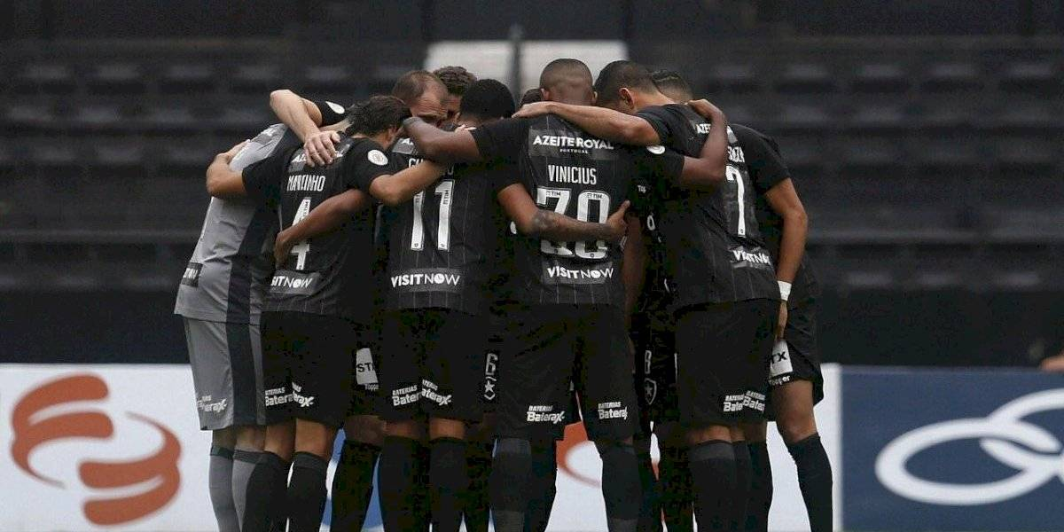 Botafogo de Leonardo Valencia no levanta cabeza y sumó cuarta derrota al hilo