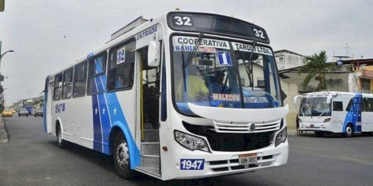 Cynthia Viteri anuncia que la tarifa del transporte público debe ser fijada por el Gobierno