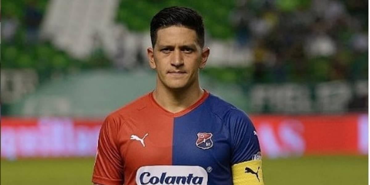 Germán Cano le avisó al DIM que no renueva y será jugador libre desde enero
