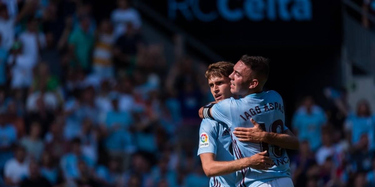 Celta de Vigo, de Néstor Araujo, vencen al Athletic de Bilbao
