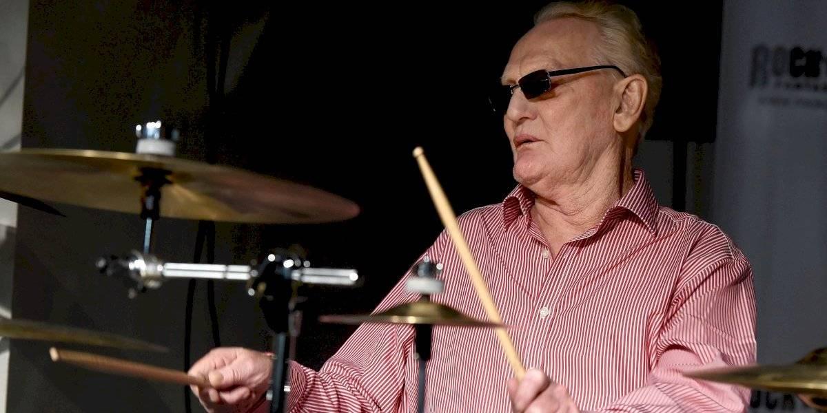 Ginger Baker, ex-baterista do Cream, morre aos 80 anos