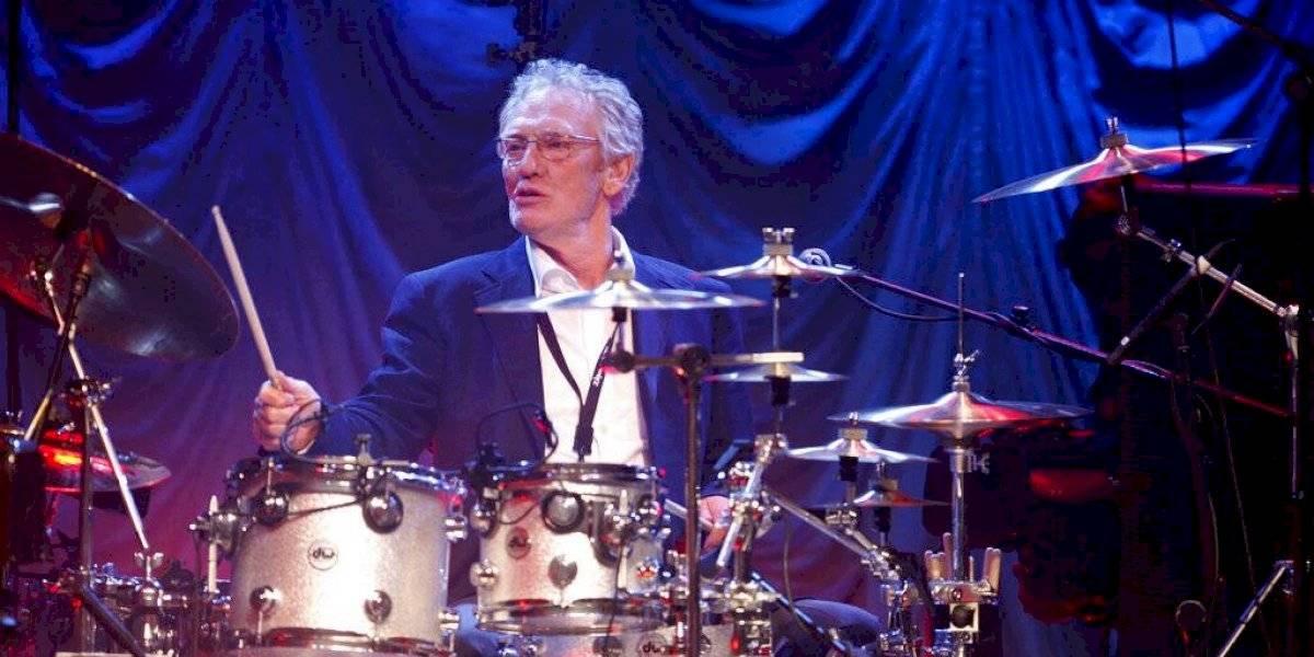 Fallece Ginger Baker, baterista de Cream a los 80 años