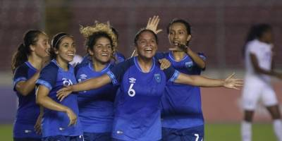 Guatemala golea Honduras Torneo Clasificatorio Uncaf 2019