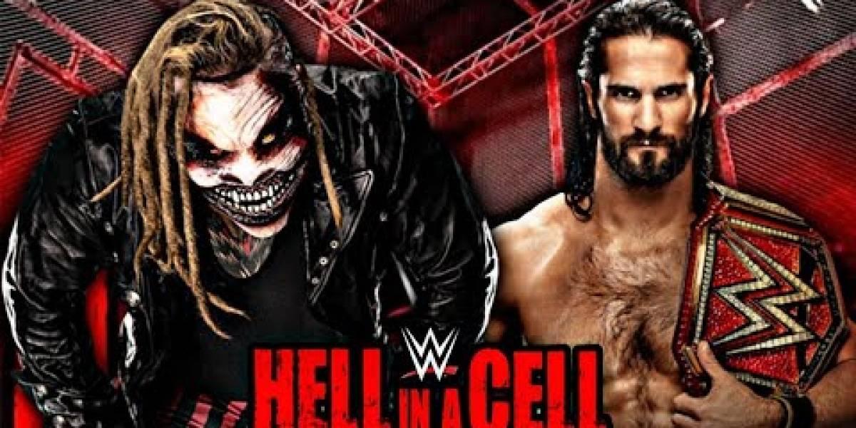 WWE Hell in a Cell: la gran noche de Seth Rollins, ¿o Bray Wyatt?
