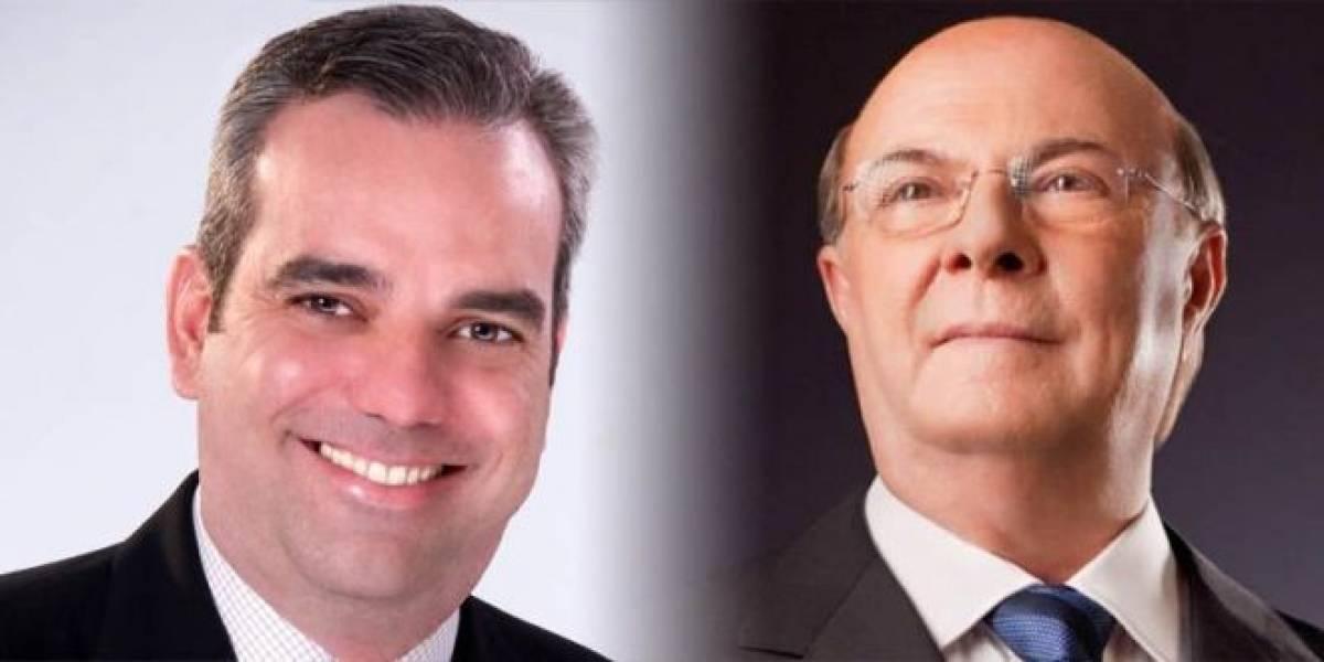 Resultados Elecciones Primarias 2019: Luis Abinader le lleva amplia ventaja a Hipólito Mejía