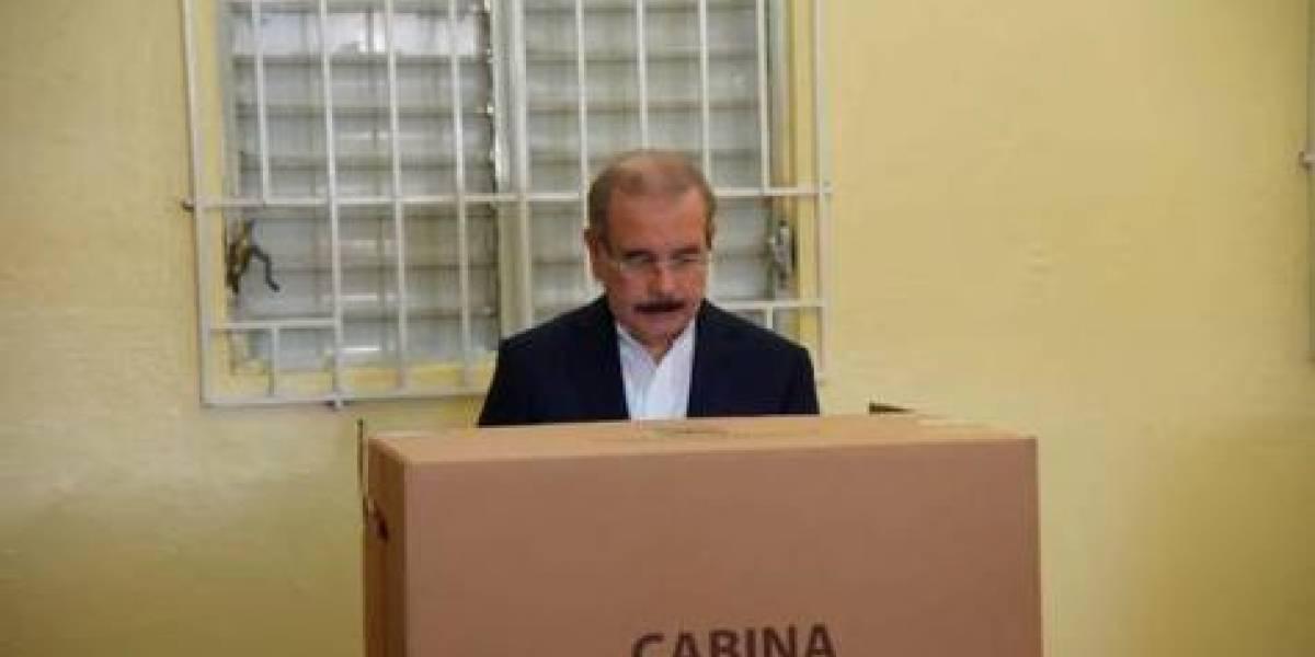 La iconografía en los centros de votaciones de las primarias