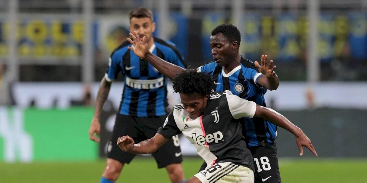 ¡Acá mando yo! Juventus le dio un duro golpe al Inter y le arrebató la punta