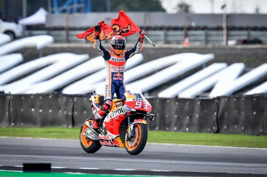 Marc Márquez campeón MotoGP 2019