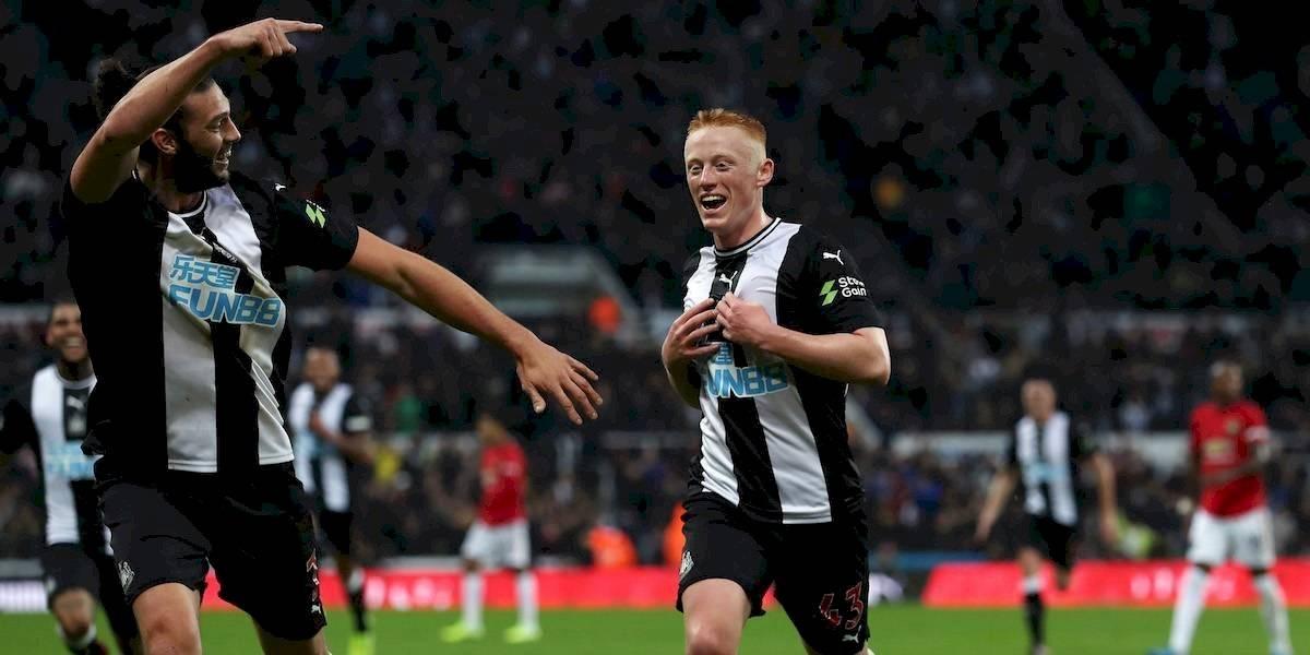 El Newcastle hunde más al Manchester United en la Premier