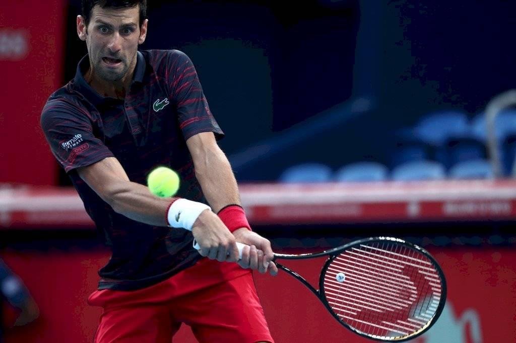 Novak Djokovic gana torneo Tokio 2019