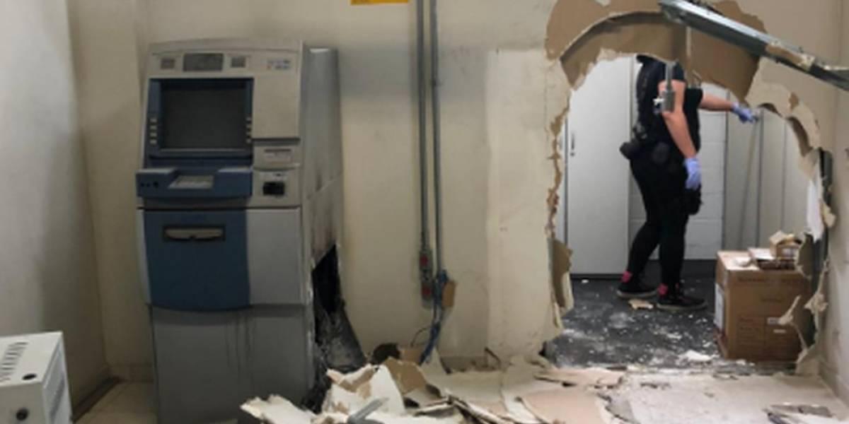 Assaltantes rendem funcionários da TV Cultura e roubam caixas eletrônicos