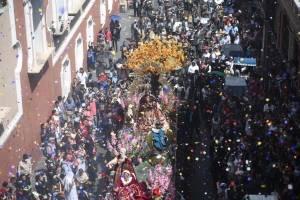 Procesión Virgen del Rosario
