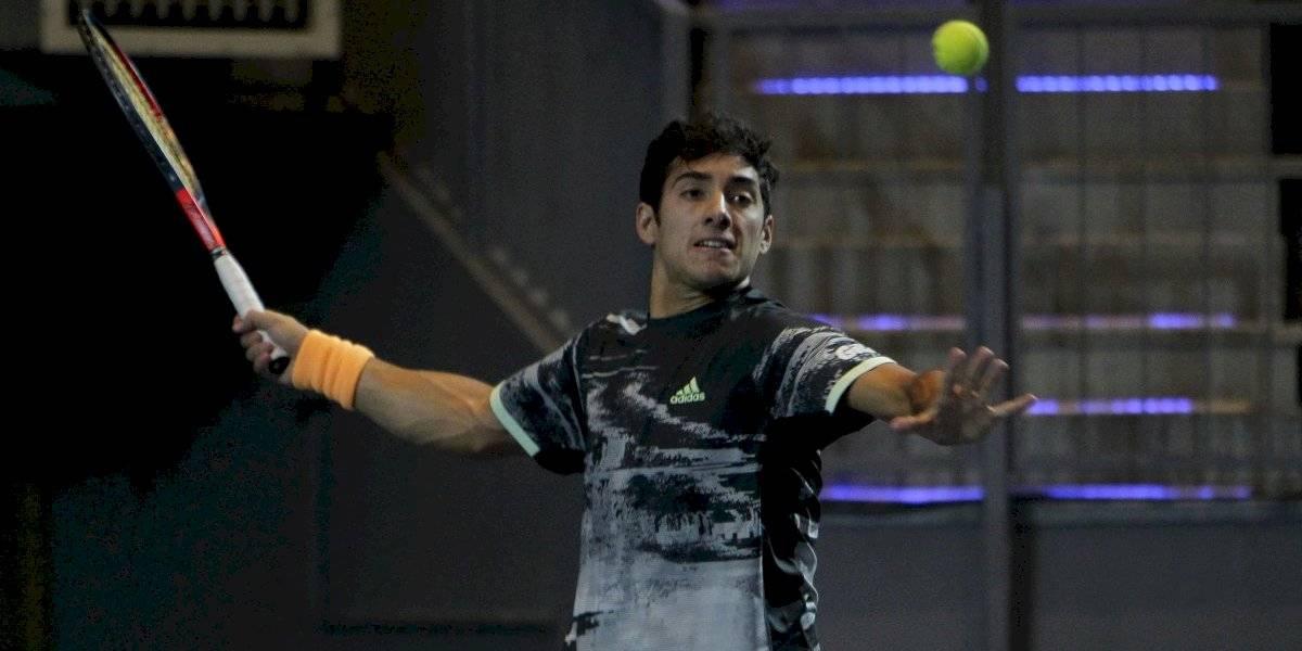 ¿Cuándo, a qué hora y contra quién juega Cristian Garin en el Masters 1000 de Shangai?
