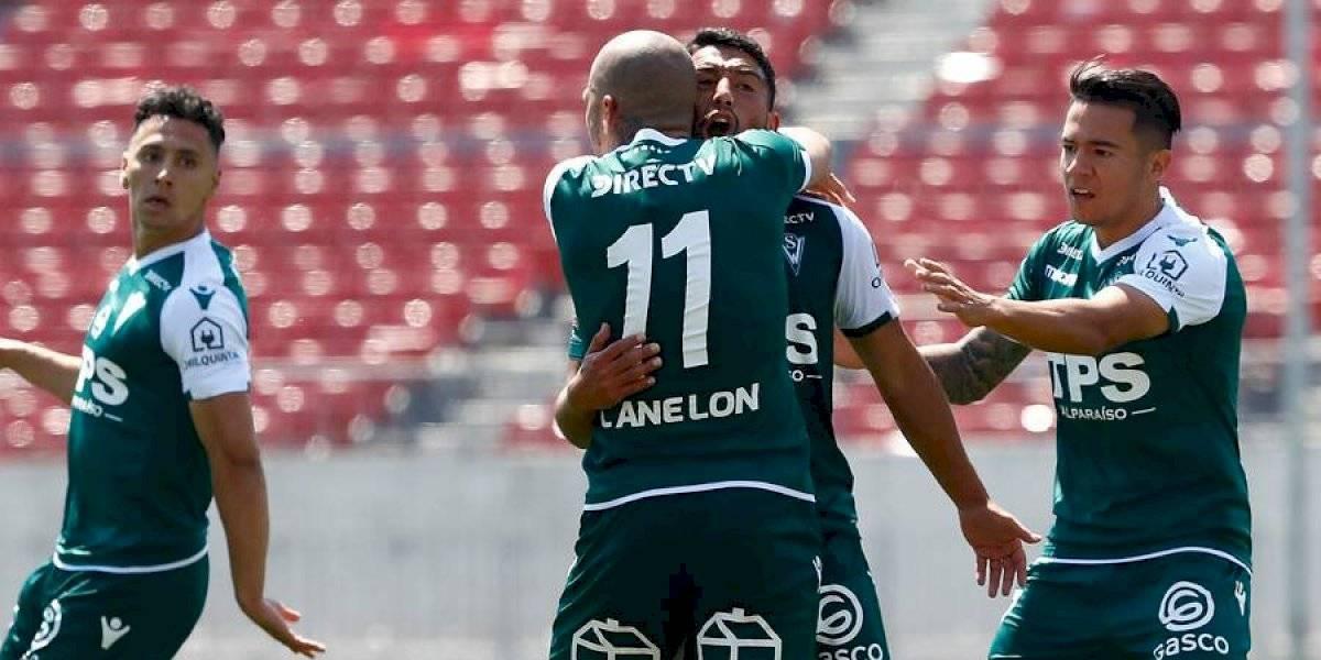 Wanderers festeja ante Magallanes en el Nacional y queda como líder de la B