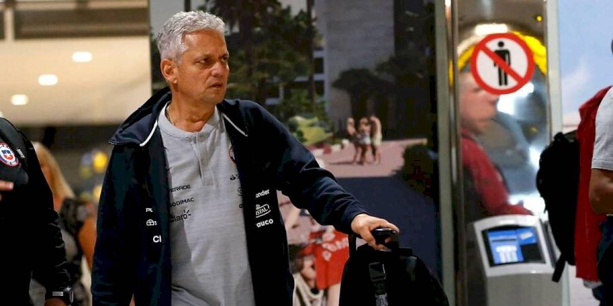 """Rueda raya la cancha antes del reencuentro Bravo-Vidal en la Roja: """"Nadie está por encima de la camiseta de Chile"""""""