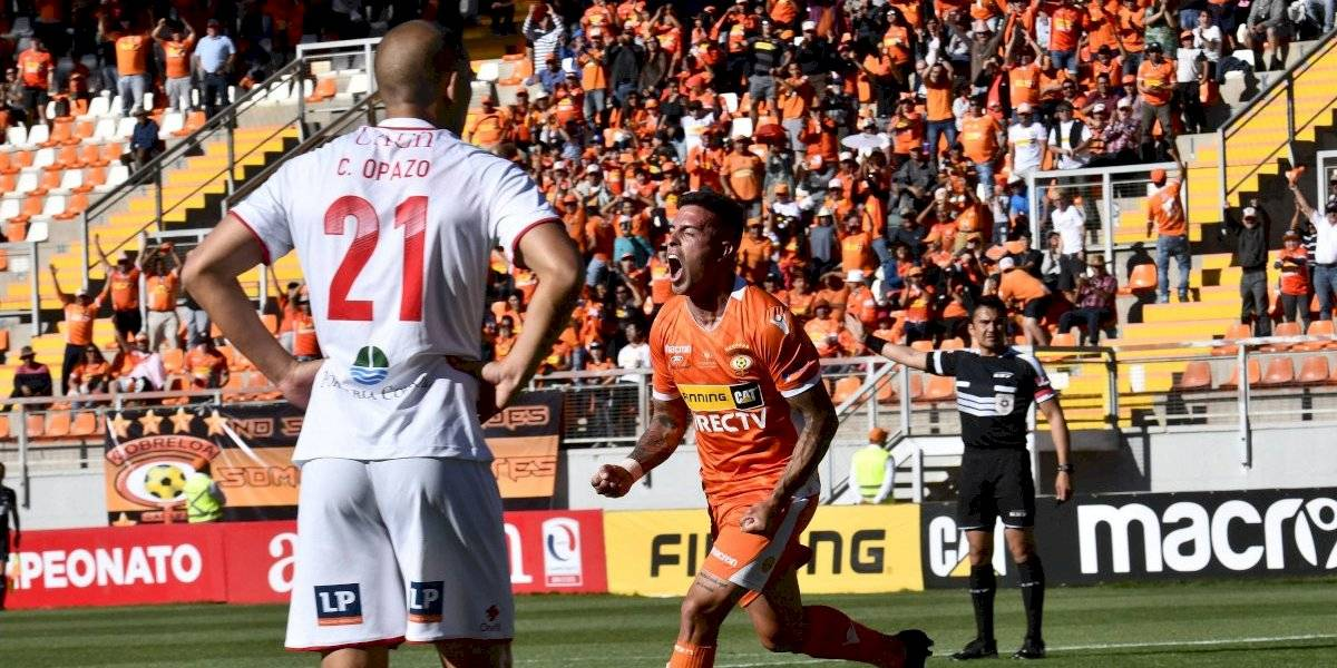Primera B: Cobreloa hundió a Deportes Valdivia y quedó a un punto de los líderes
