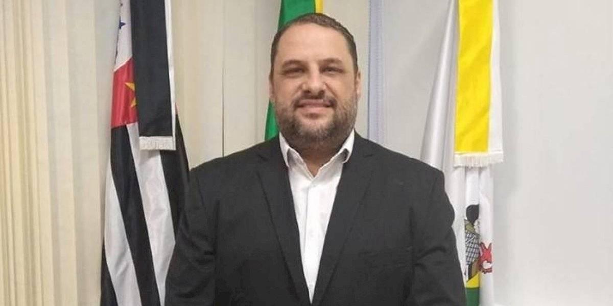 Presidente da Câmara dos Vereadores de São Bernardo morre em acidente de carro