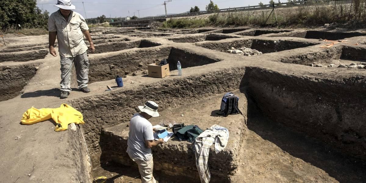 Arqueólogos descubren ciudad de 5.000 años en Israel
