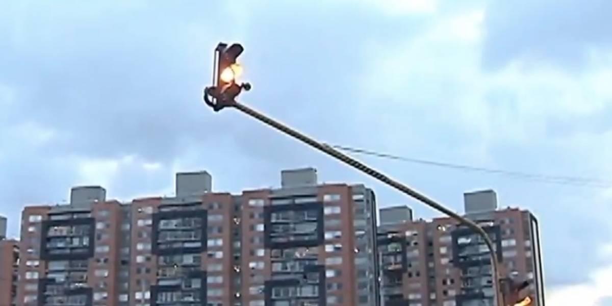 La verdad sobre las nuevas cámaras instaladas en varios semáforos de Bogotá