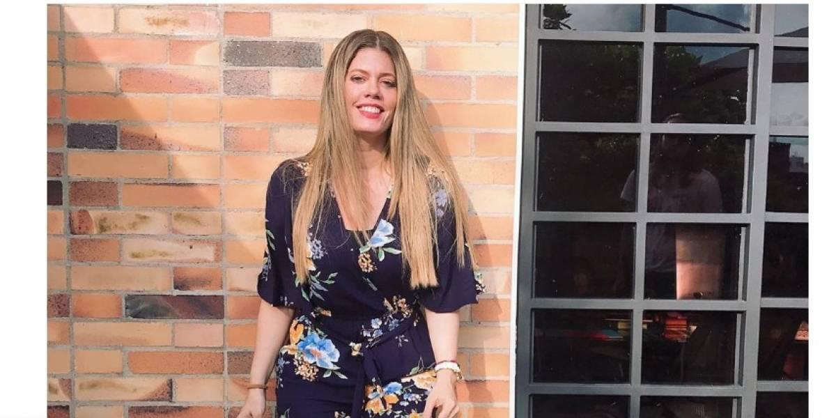 Lorna Cepeda mostró su cuerpazo en bikini con video en cámara lenta