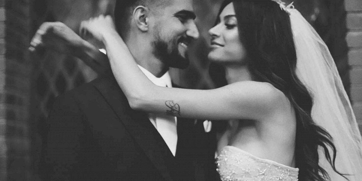 Thaila Ayala e Renato Góes se casam em Pernambuco