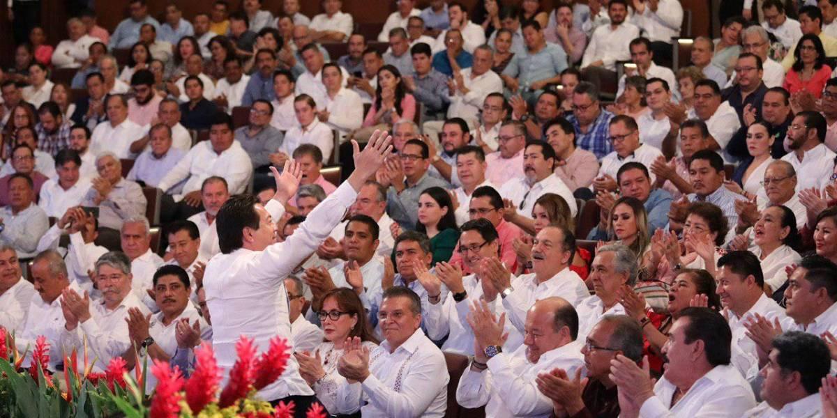 Ley de Austeridad, prioridad de Morena para próxima sesión: Mario Delgado
