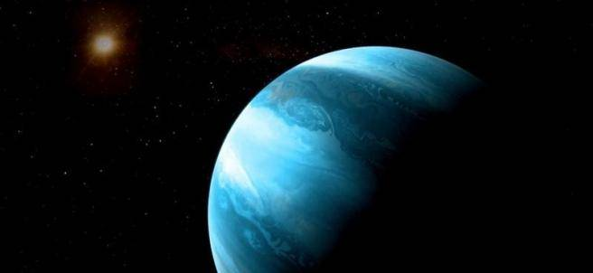 Espacio exoplanetas