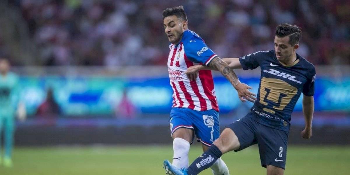 Chivas apela la sanción y Alexis Vega no será suspendido