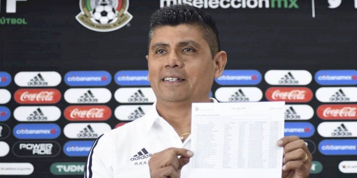 Se anuncia la convocatoria de la Sub 17 para Mundial de Brasil 2019
