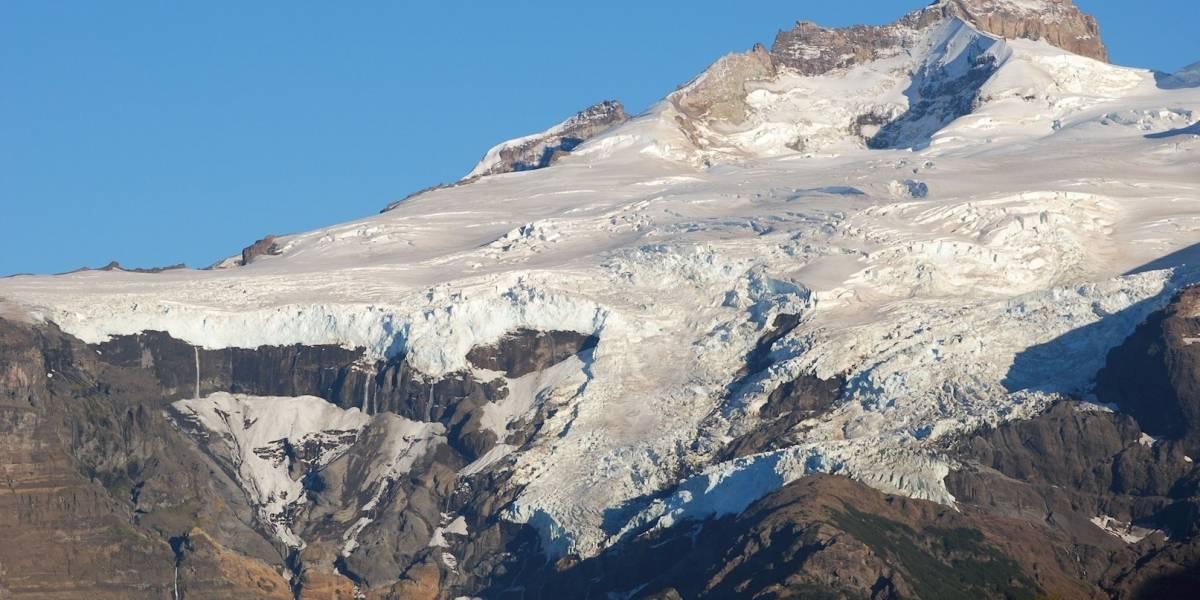 Glaciares de Los Andes están sufriendo gravemente las consecuencias del cambio climático