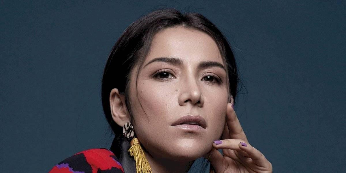 """Loreto Aravena rompe el silencio tras ser """"vetada"""" de una manifestación por su relación con Max Luksic"""